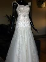 Never Worn Vintage Style Glamour Gown