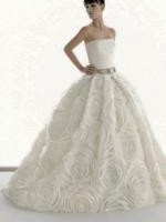 New Ex Display Absolutely gorgeous 'AIRE BARCELONA'  by ROSA CLARA Ball Gown