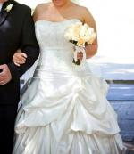 Gorgeous Maggie Sottero Priscilla Wedding Dress