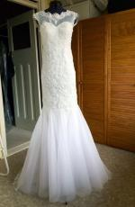 Brand New Never Worn Jadore Wedding Dress