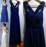 Five Brand New Bridesmaids Dresses in Twilight Blue