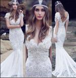 Brand New Anna Campell Sierra Wedding Dress XS