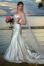 Mermaid wedding dress by La Sposa - Spain