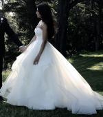 Hayley Paige, Londyn Gown, Size 8 Wedding Dress