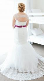 One of a kind wedding gown - Bespoke!